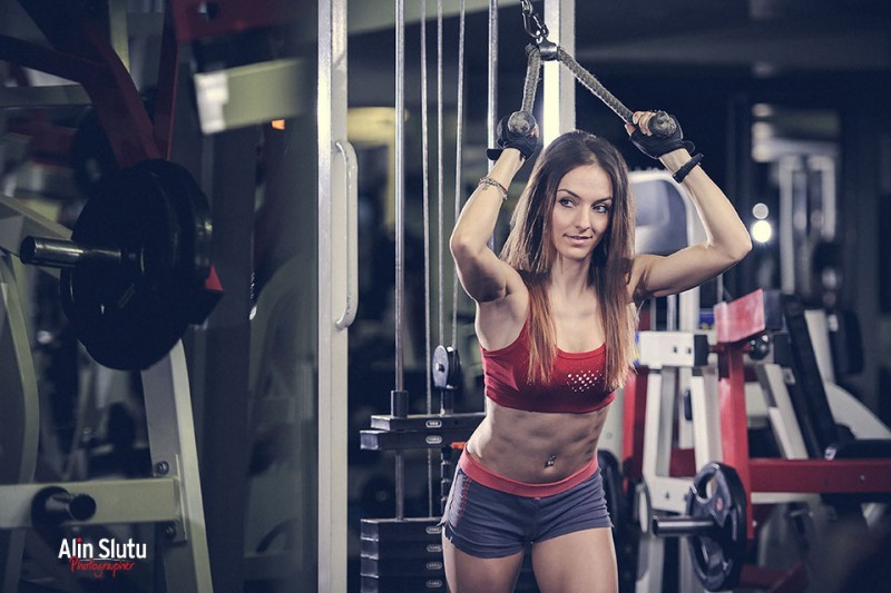 sedinta foto fitness