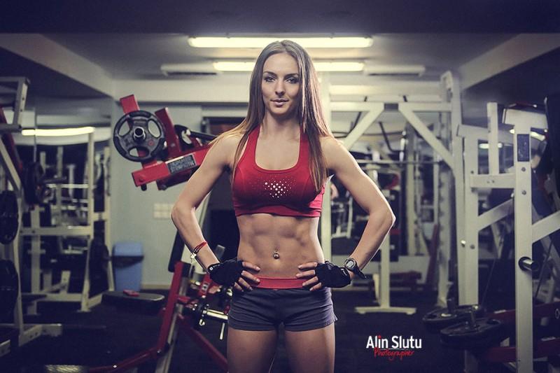 sedinta foto atlet profesionist